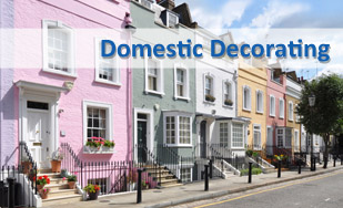 Domestic Painting & Decorating